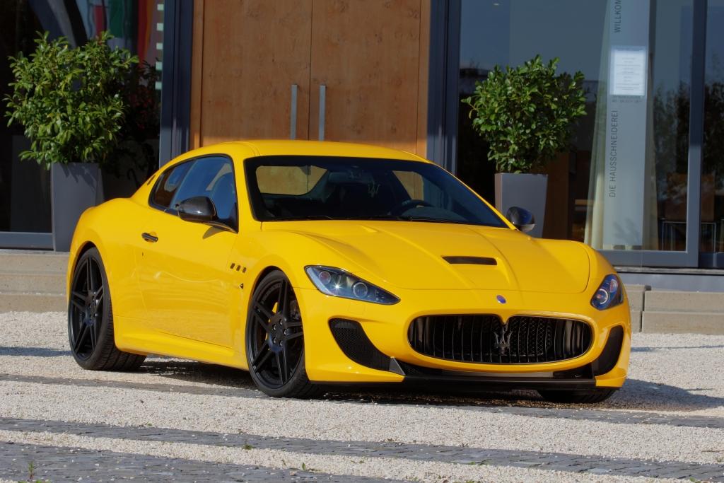 Novitec Tridente pimpt Maserati Gran Turismo MC Stradale auf 646 PS