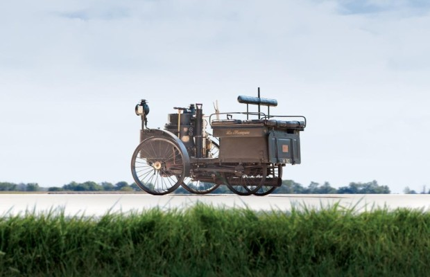 Oldtimer-Auktion - Rekordpreis für weltweit ältestes fahrendes Auto