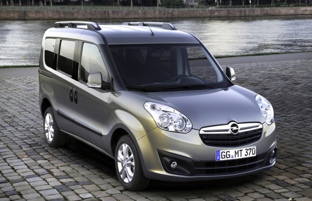 Opel Combo ab sofort bestellbar
