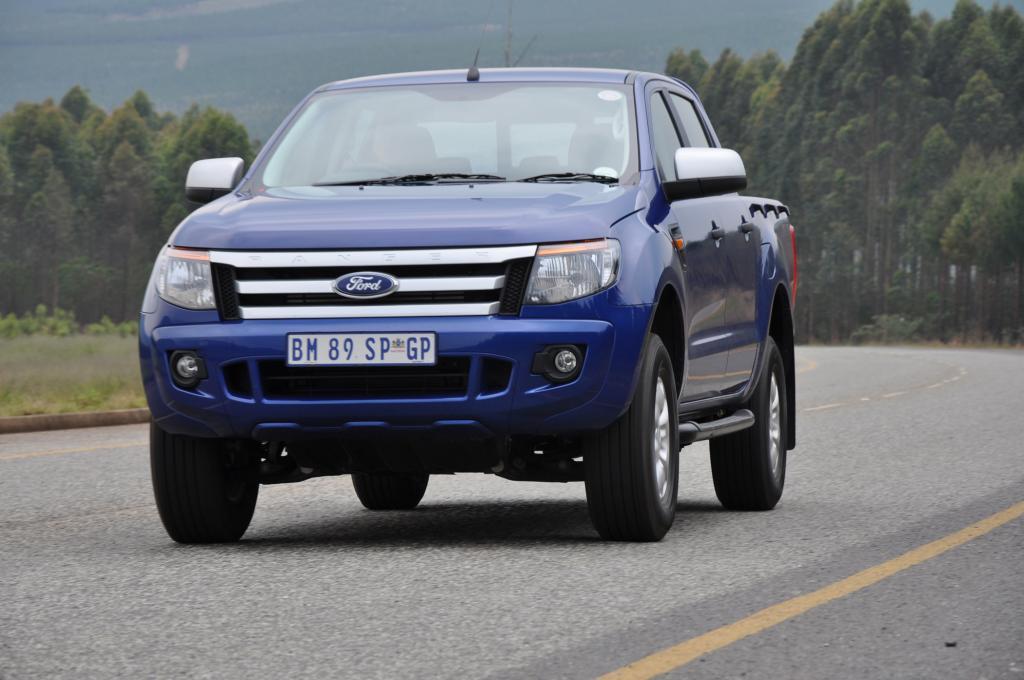 Optisch rückt der Ranger nun näher an die amerikanische Ford F-Reihe