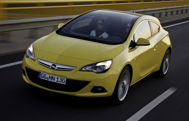 Panorama-Windschutzscheibe für Opel Astra GTC