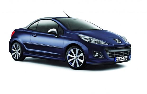 Peugeot 207 CC Limited Edition - Sonderedition mit zweifarbiger Lackierung