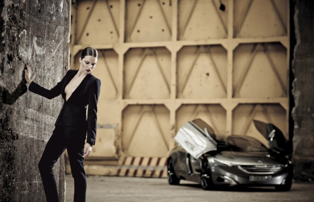 Peugeot 608 - Shooting-Brake für die Businessklasse