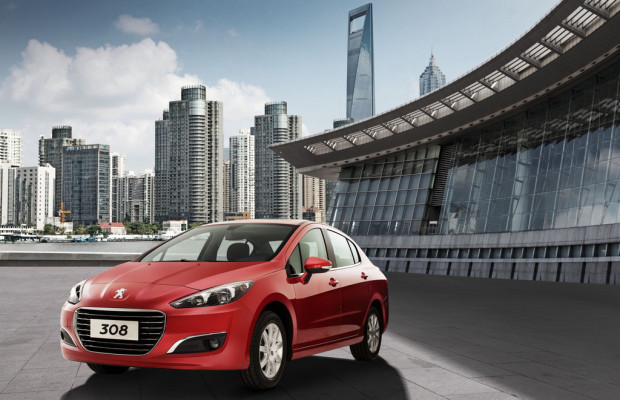 Peugeot bringt 308-Stufenheck nach China