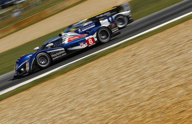 Peugeot gewinnt Hersteller-Wertung des ILMC