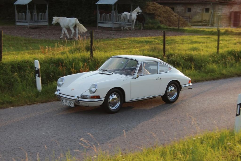 Porsche 911 von 1963 - Aller Anfang war er