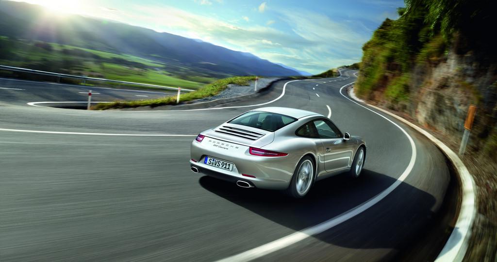 Porsche Driving Experience: Südafrika-Tour.