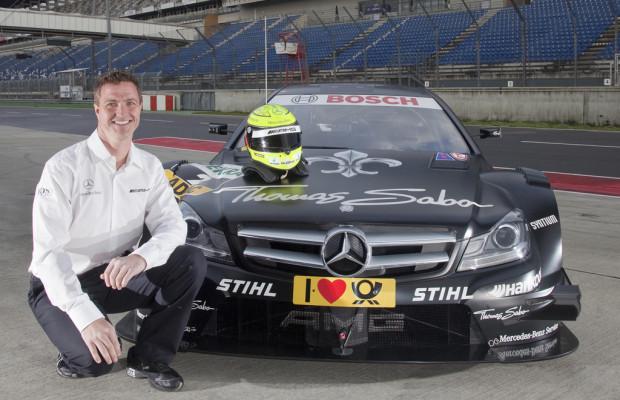 Ralf Schumacher geht in seine fünfte DTM-Saison
