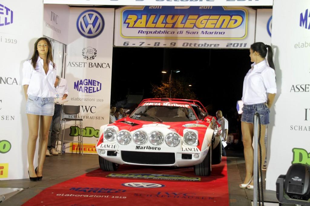 Rallye Legend 2011.