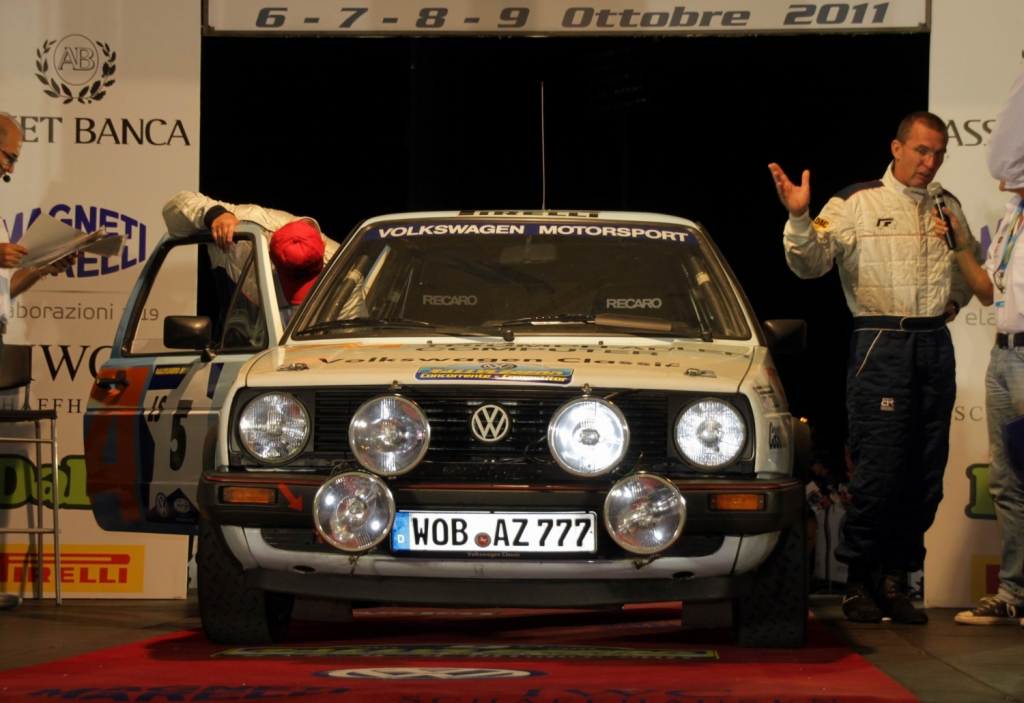 Rallye-Legenden starten in San Marino