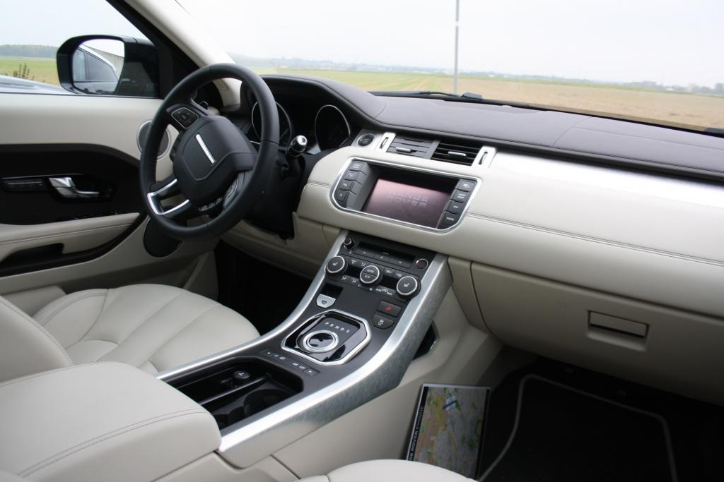 Range Rover Evoque - Ein SUV-Coupé zum Klettern und Cruisen