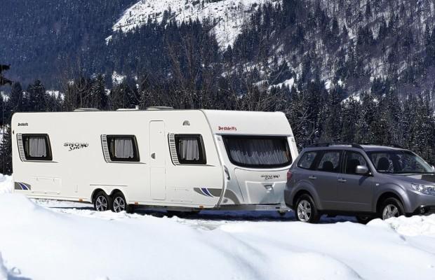 Ratgeber Wintercamping - Warm im Schnee