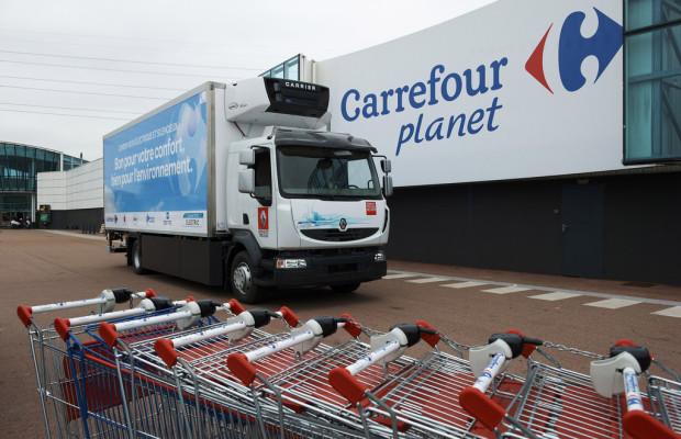 Renault Trucks erprobt elektrisch angetriebenen 16-Tonner