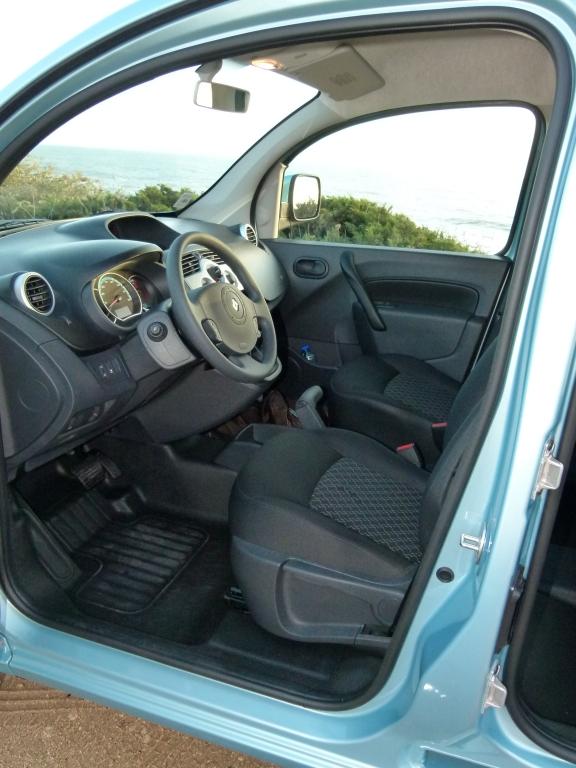 Renault elektrisiert - Kangoo Z.E. und Fluence Z.E.