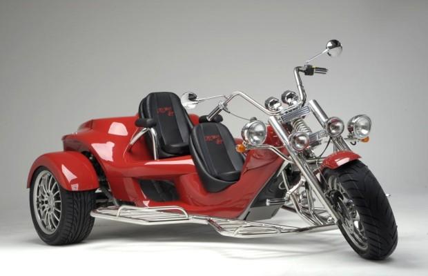 Rewaco - Neues Trike für Einsteiger