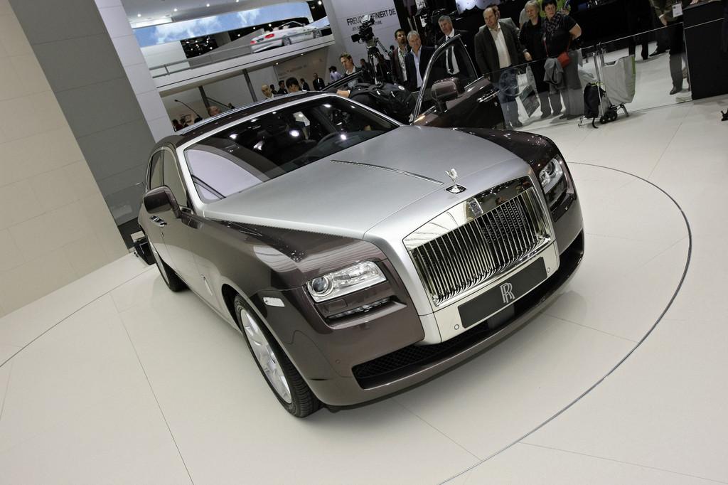 Rolls Royce geht erstmals nach Südamerika