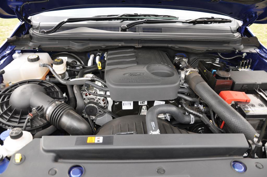 Sämtliche Motoren sind Diesel