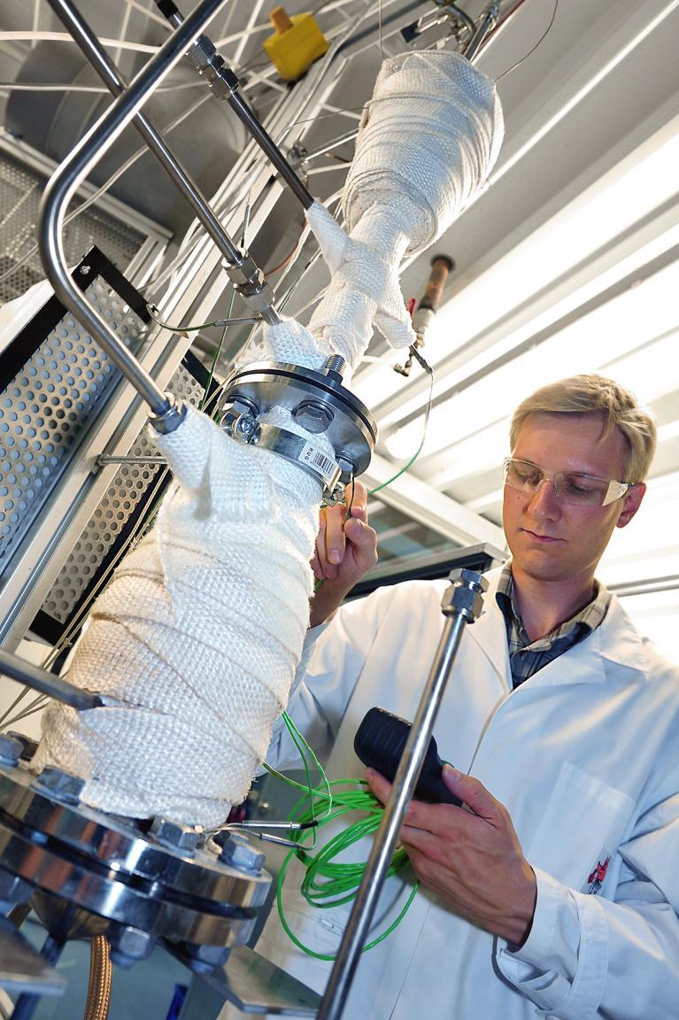 Schluss mit Ruß: Neues System zur Abgasnachbehandlung