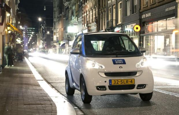 Smart macht Amsterdam mobil
