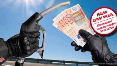 """Suzuki verlängert Aktion """"Sprit oder Kohle"""" bis 31. Oktober 2011"""