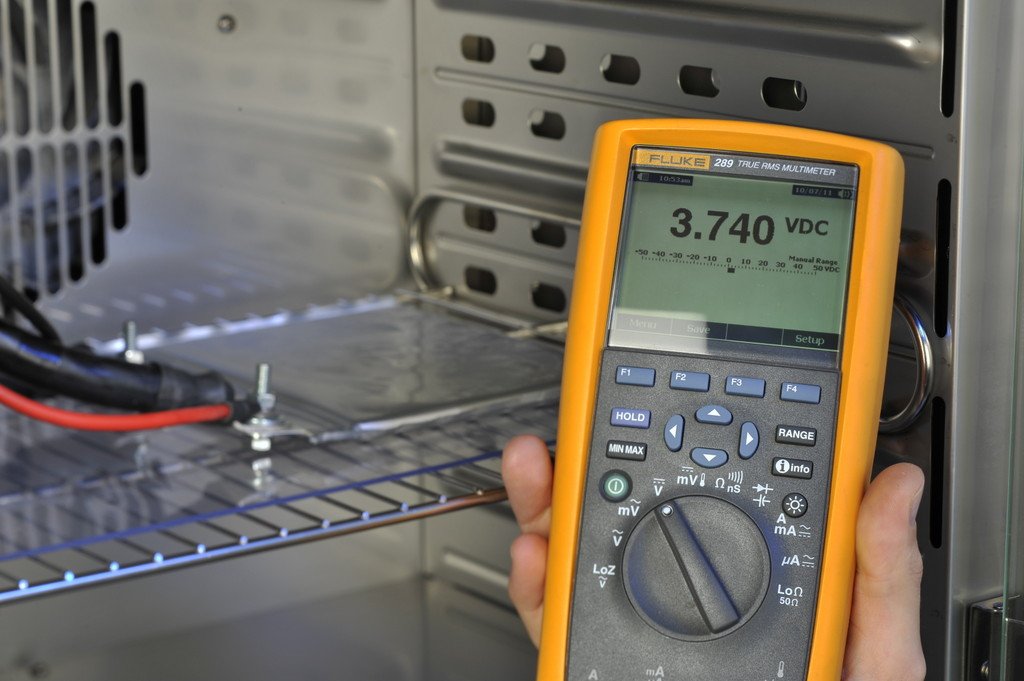 TÜV Süd-Batterietestzentrum Garching.