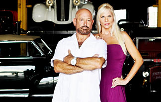 Ted und Robin Vernon, die Miami Car Kings.Quelle: Discovery-Channel