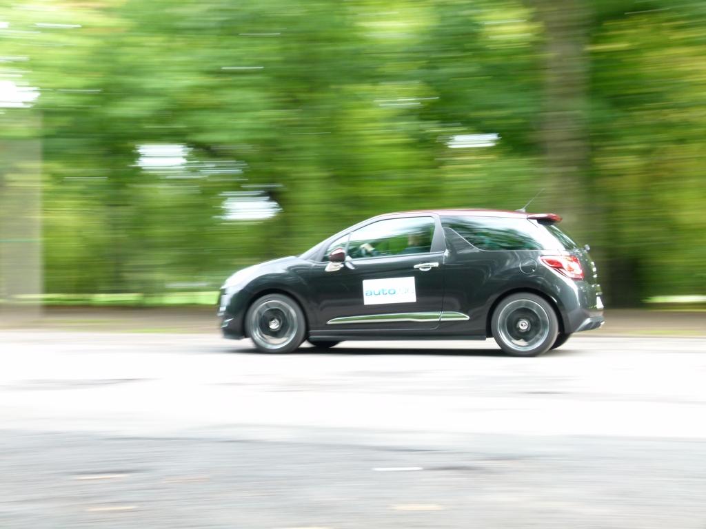 Test: Citroën DS3 – Sportlich-schicker Charakterkopf