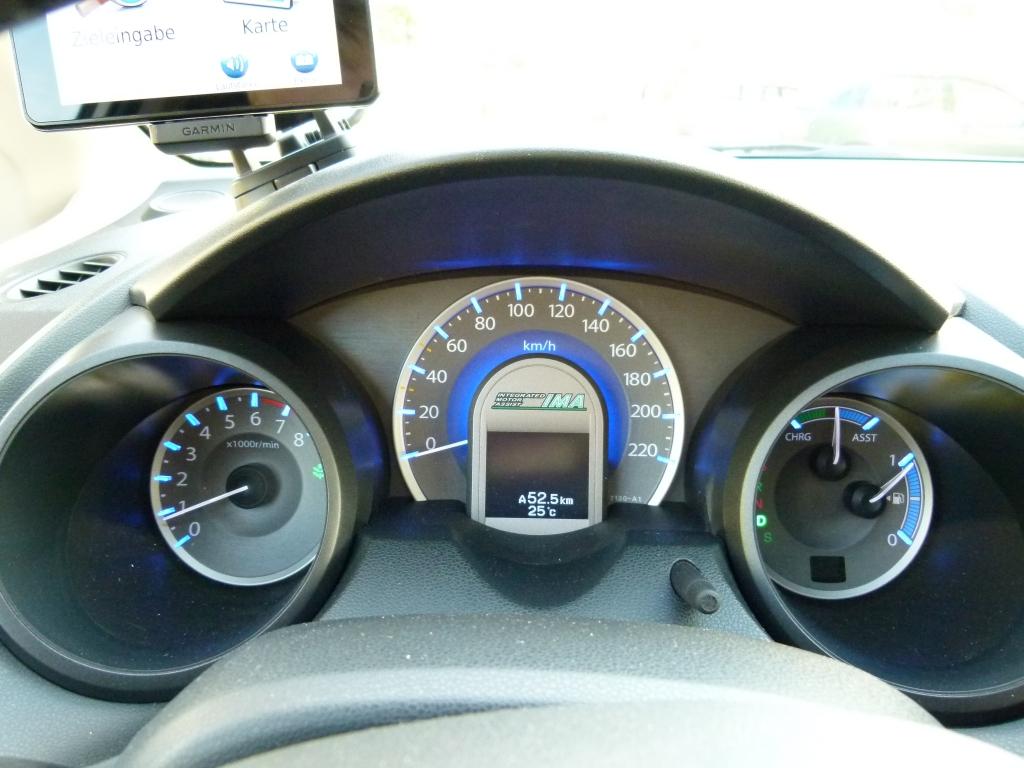 Test Honda Jazz Hybrid – Variabler City-Hybrid