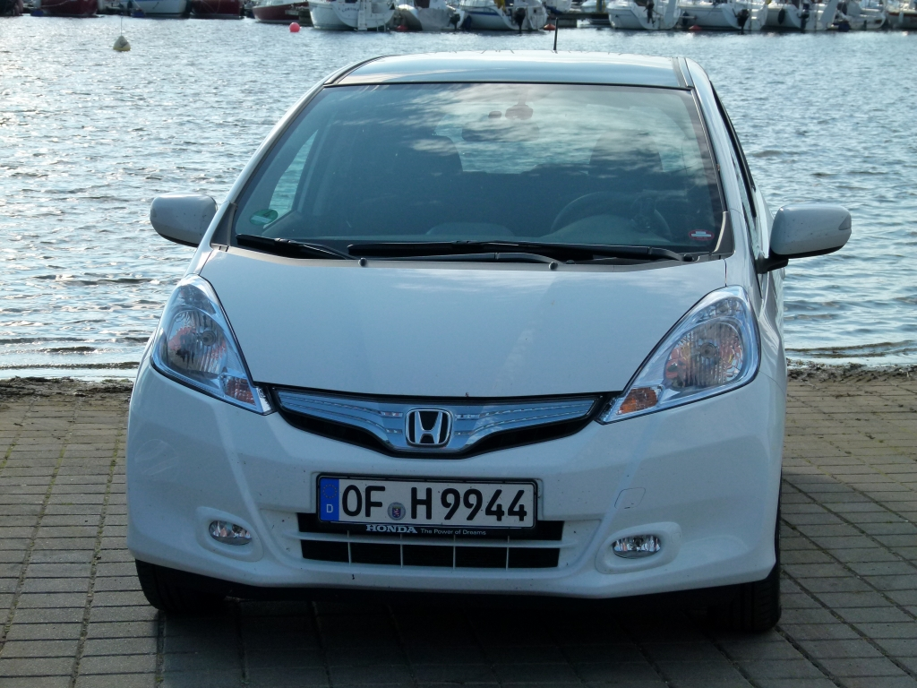 Test Honda Jazz Hybrid – Variabler City-Hybrid