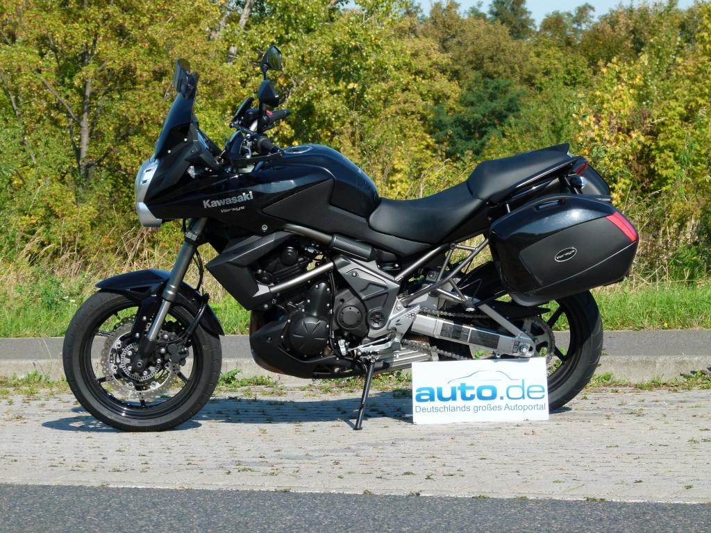 Test Kawasaki Versys Tourer ABS: Allrounderin mit Spaßgarantie