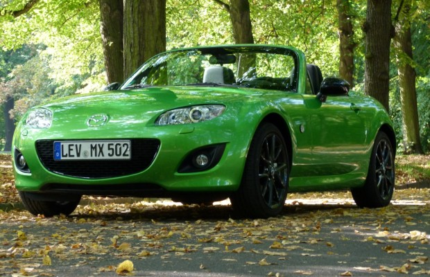 "Test: Mazda MX5 Karai – Scharfer ""Lautfrosch"""