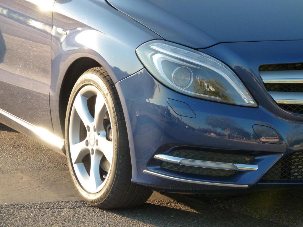 Test Mercedes-Benz B-Klasse Sports Tourer: Quantensprung mit Punktlandung