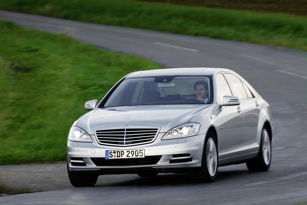 Test: Mercedes S-Klasse 250 CDI - Vier Zylinder, aber ohne Hut
