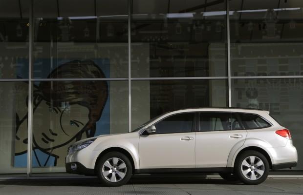 Test: Subaru Outback - Naturbursche mit Komfortanspruch