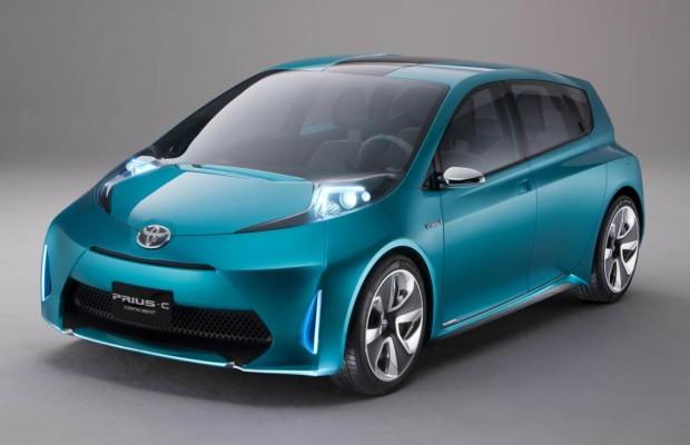 Toyota Aqua: Kompakter Hybrid-Neuling startet 2012