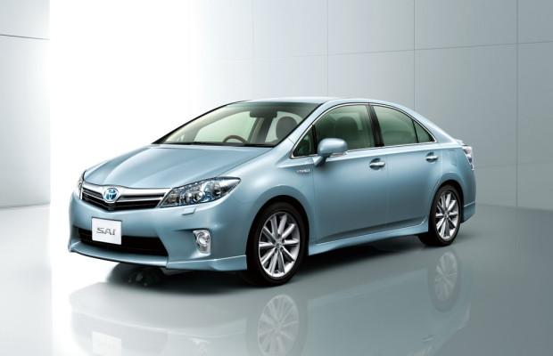 Toyota nutzt nachwachsende Rohstoffe für Innenausstattung