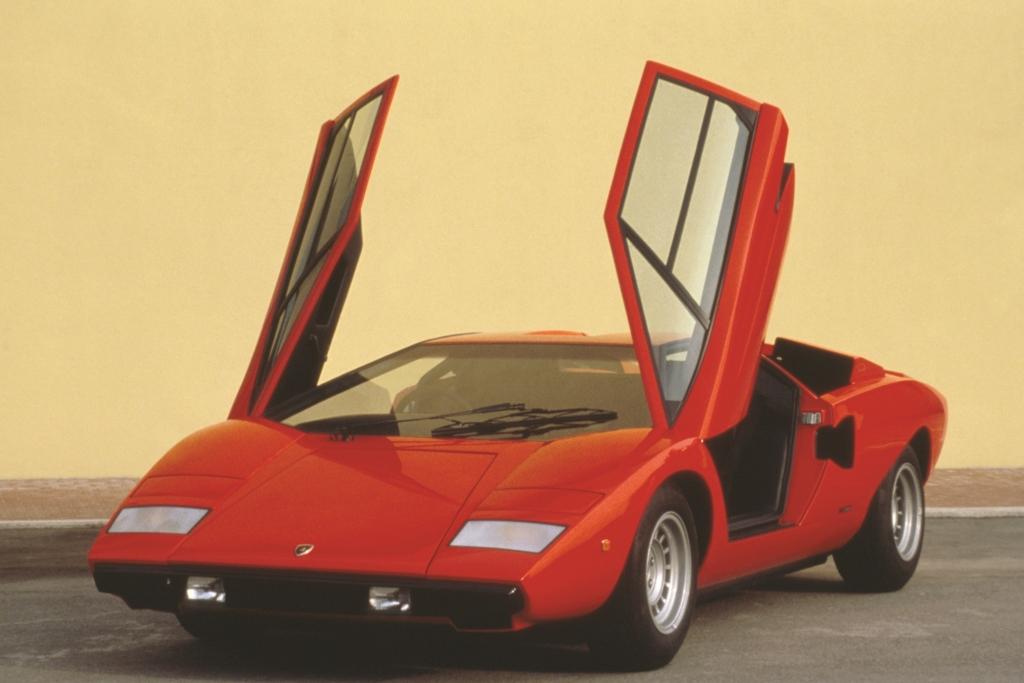 Tradition: 40 Jahre Lamborghini Countach - Gandini-Geschoss aus einer anderen Galaxie