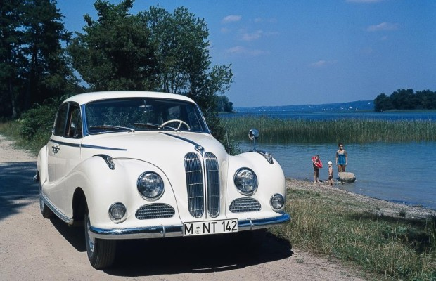 Tradition: 60 Jahre BMW 501/502 (Barockengel) - Glanz und Gloria für Generaldirektoren