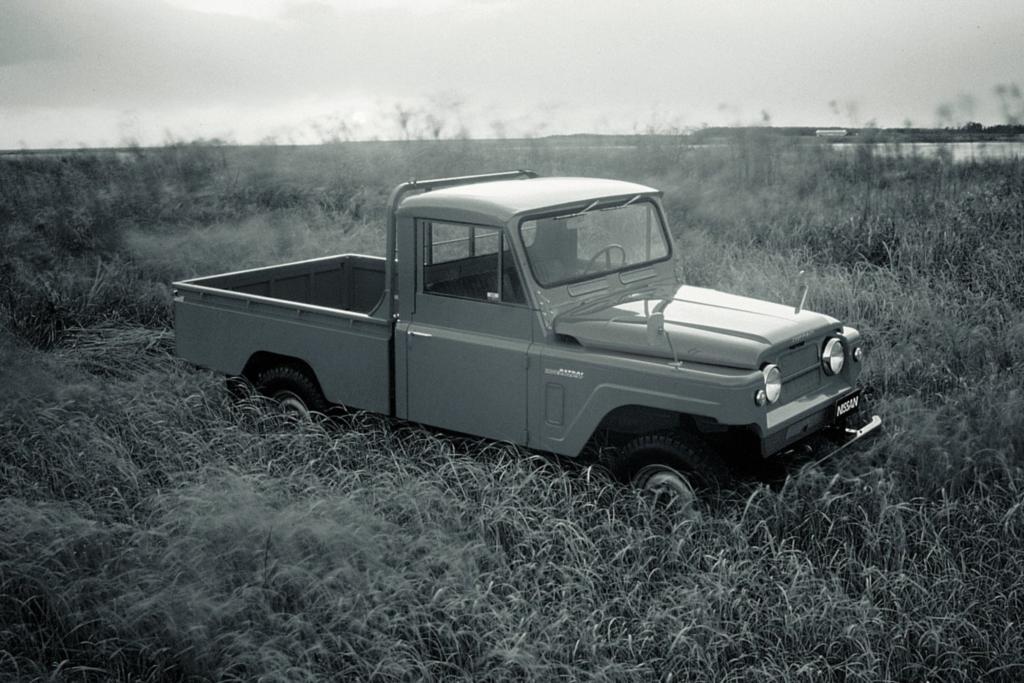 Tradition: 60 Jahre Nissan Geländewagen - Auf Patrouille mit Patrol und Pathfinder