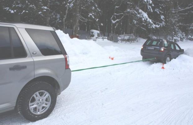 Unfallrisiko im Winter hat sich vervierfacht