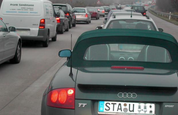 Viel Verkehr am Wochenende erwartet