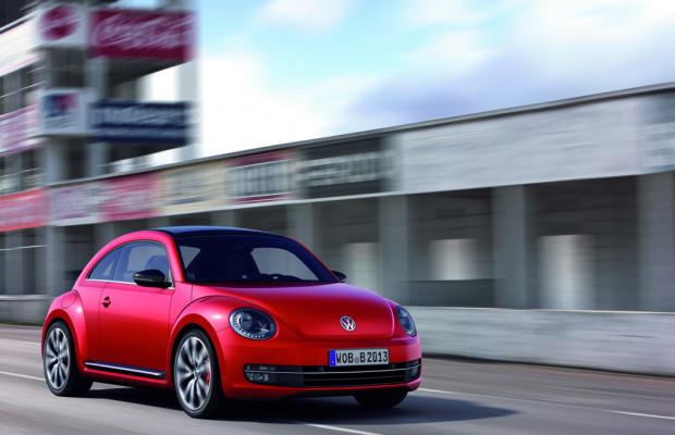 Volkswagen Beetle kommt zu den Händlern
