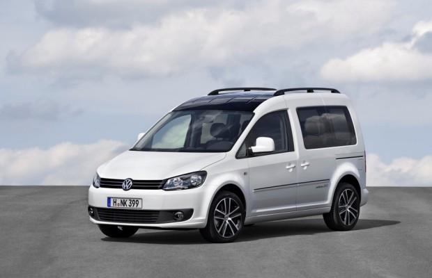 Volkswagen Nutzfahrzeuge steigert Auslieferungen