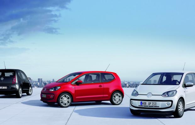 Volkswagen startet bundesweite Up-Roadshow