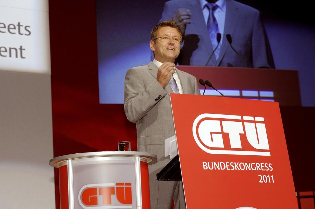 Wilhelm Hülsdonk, Vizepräsident des ZDK.