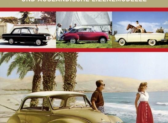 auto.de-Buchtipp: DKW Typenkunde Classic – Nachkriegsfahrzeuge und ausländische Lizenzmodelle