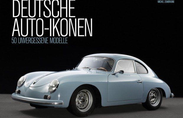 auto.de-Buchtipp: Deutsche Auto-Ikonen – 50 unvergessene Modelle