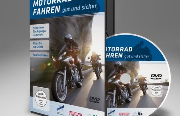 auto.de-DVD-Vorstellung: Motorradfahren gut und sicher