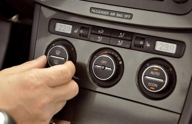 iPod regelt auch die Klimaanlage
