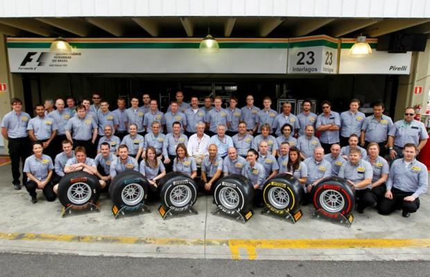 34 600 Reifen für eine Formel 1-Saison